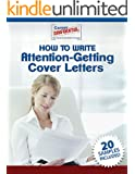 Cover Letters eReport: 20 Samples Just For You!