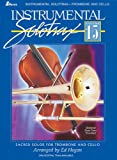 Instrumental Solotrax - Volume 15: Sacred Solos for Trombone and Cello (0834172348) by Linn, Joseph