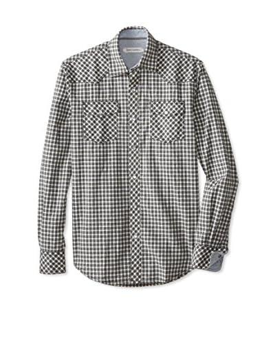 James Campbell Men's Long Sleeve Giron Shirt