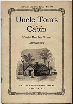 uncle tom 39 s cabin instructor literature series no 296