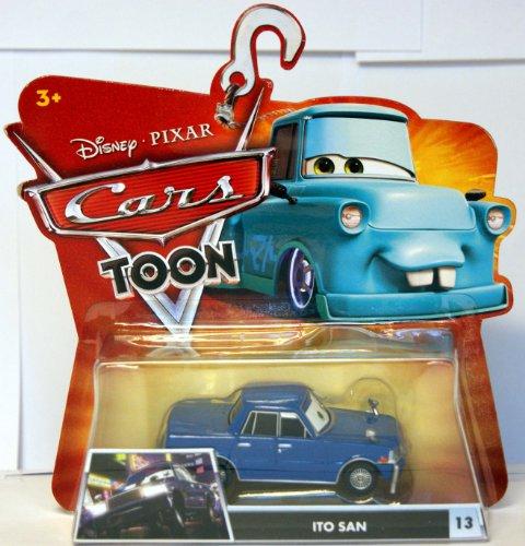 Disney / Pixar CARS TOON 155 Die Cast Car Ito San - 1