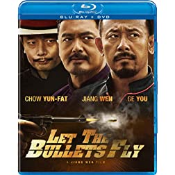 Let the Bullets Fly [Blu-ray/DVD Combo]
