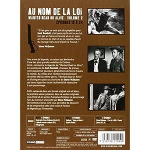 Au nom de la loi : saison 1, vol.2 - Édition Collector 3 DVD