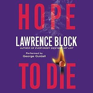 Hope to Die Audiobook