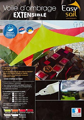 Easy Sail ESCB300 - Vela de sombra para patio