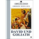 "David und Goliath - Orson Welles *Cinema Classic Edition*von ""Orson Welles"""
