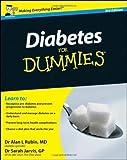 Alan L., Jarvis GP, Dr. Sarah Rubin MD Diabetes For Dummies (UK Edition) by Rubin MD, Alan L., Jarvis GP, Dr. Sarah 3rd UK edition (2011)