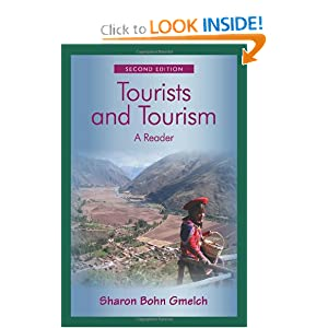 Tourists and Tourism: A Reader Sharon Bohn Gmelch
