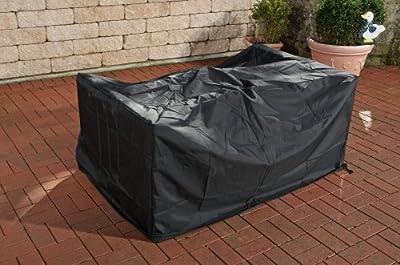 CLP Schutzhülle / Abdeckhaube Poly-Rattan Gartenmöbel, für von CLP auf Gartenmöbel von Du und Dein Garten