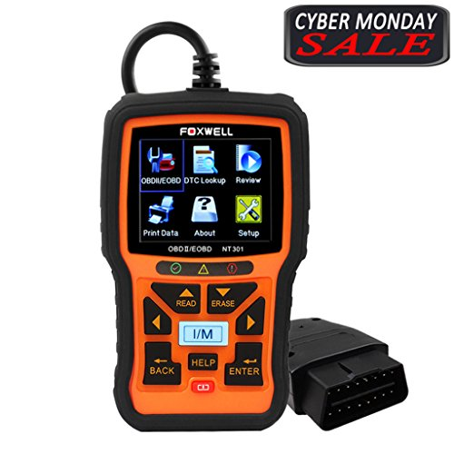 DIY Scan Tool Nt301 Check Engine Light Obd2 Scanner,Can Obdii Eobd Diagnostic Car Fault Code Reader,Read Clear Codes (Can Scanner compare prices)