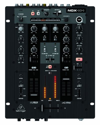 Behringer NOX404 2 Channel DJ Mixer