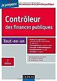 Contrôleur des finances publiques - Concours externe et interne - 2e éd. - Tout-en-un...