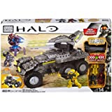 Mega Bloks Halo UNSC Anti-Armor Cobra with Lights and Sounds