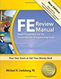 img - for FE Review Manual: Rapid Preparation for the Fundamentals of Engineering Exam book / textbook / text book