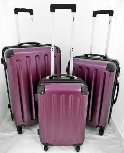 Koffer Hartschalenkoffer Trolley Reisekoffer
