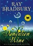 Dandelion Wine (Greentown Book 1)