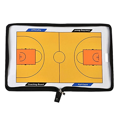 AGPtEK Dry Erase Basketball Coaching Clipboard (Lacrosse Dry Erase Board compare prices)