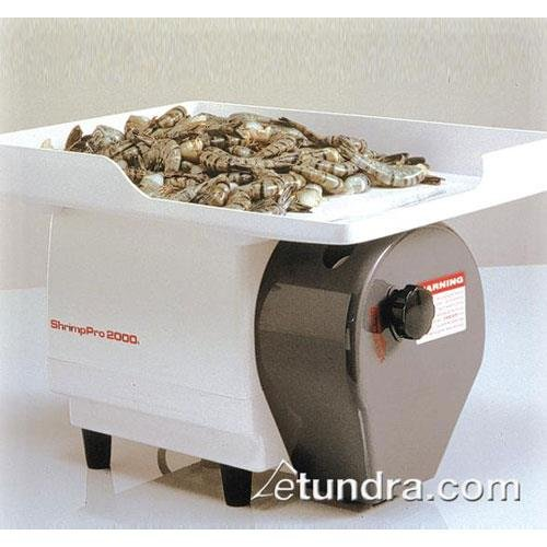 NEMCO 55925 ShrimpPro 2000 Power Shrimp Cutter & Deveiner