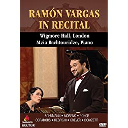 Ramon Vargas in Recital at Wigmore Hall