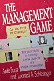img - for The Management Game by Schlesinger Leonard A. Burst Ardis (1988-09-06) Paperback book / textbook / text book