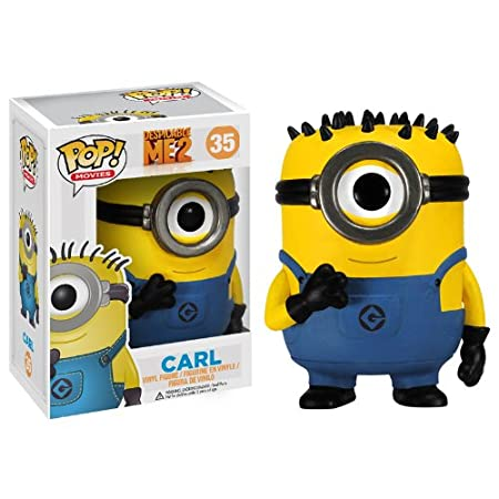 Funko - POP Movies  - Despicable Me - Carl
