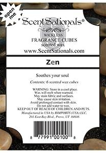 ScentSationals Zen Wax Cubes