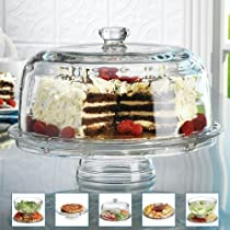 6 in 1 Complete Kitchen CAKE PLATE