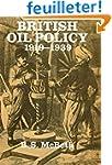 British Oil Policy 1919-1939