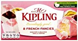 Mr Kipling Exceedingly Good 8 French Fancies 223 g (Pack of 9)