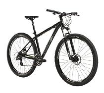 Diamondback Response Mountain Bike with 29-Inch Wheels, Black, 18-Inch/Medium