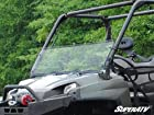 SuperATV Polaris Ranger XP 500/700/800 Scratch Resistant Half Windshield