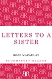 img - for Letters To A Sister book / textbook / text book