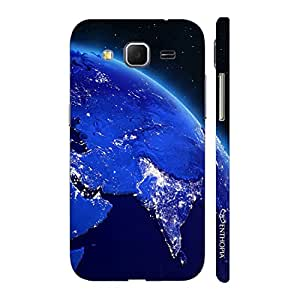 Enthopia Designer Hardshell Case Shine India Back Cover for Samsung Galaxy Core Prime