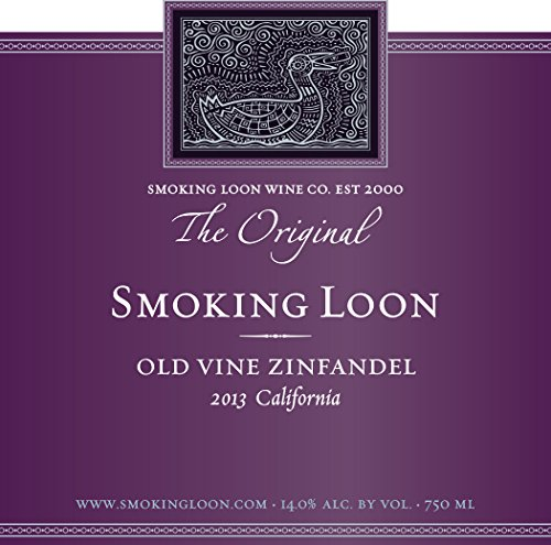 2013 Smoking Loon Old Vine Zinfandel 750 mL
