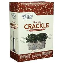 rust oleum 238340 crackle creations spray barn red 12. Black Bedroom Furniture Sets. Home Design Ideas