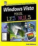 echange, troc Andy Rathbone - Windows Vista pour les nuls