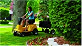 RechargeMower G1-RM10 27-Inch 36 Volt 38 Ah Cordless Electric Rechargeable Riding Lawn Mower With Grass Catcher