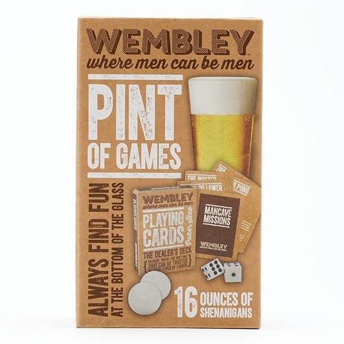 Wembley Pint of Games