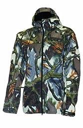 Predator Camo Men\'s High Plains Jacket, 3D Deception, XX-Large