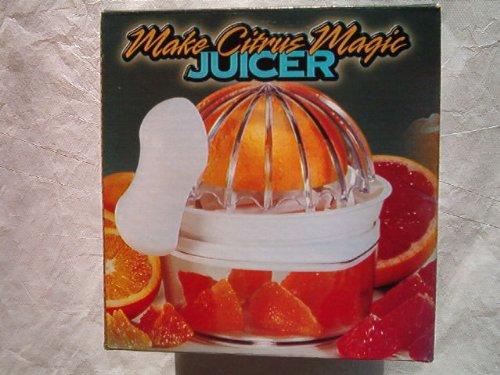 Checkout Make Citrus Magic Juicer occupation