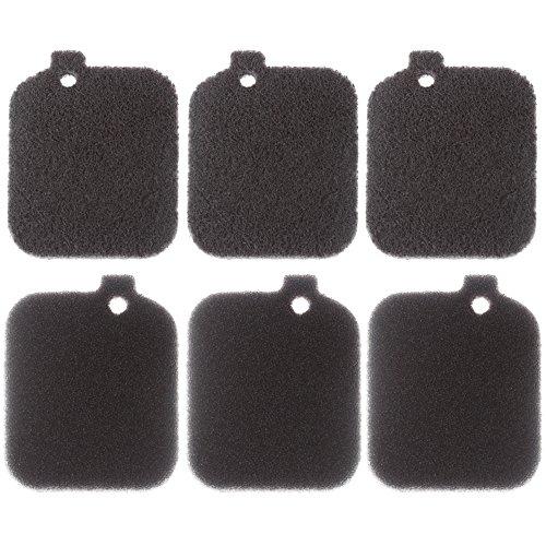 HIPA (Pack of 6) Air Filter for STIHL Blower BG45 BG46 BG55 BG65 BG85 SH55 SH85 BR45C (Stihl Blower Shredder Vac compare prices)