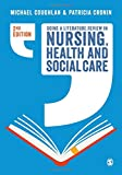 img - for Doing a Literature Review in Nursing, Health and Social Care book / textbook / text book