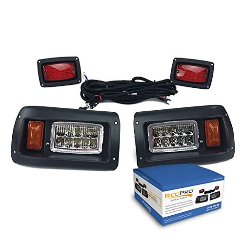 NEW RecPro CLUB CAR DS GOLF CART ALL LED LIGHT KIT 1993 & UP (Club Car Ds Accessories compare prices)