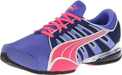 PUMA Women's Voltaic 3 NM Running Shoe,Violet Storm/Medieval Blue,6 B US