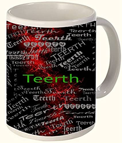 Teerth-(Holy-Place,-Sacred-Water)-Printed-All-over-Personalized!!-Fun-Coffee-12-OZ.-Mug.-Microwave-and-dishwasher-safe.