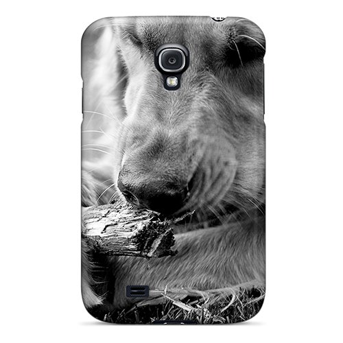 Premium Protection Dog Case Cover For Galaxy S4- Retail Packaging