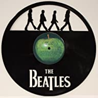 Beatles Abbey Road Original Black Vinyl 12″ LP Laser Cut