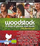 Woodstock: 3 Days of Peace & Music [Blu-ray] [1970] [US Import] - Michael Wadleigh