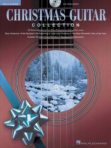 Christmas Guitar Collection: 20 Songs Arranged for Solo Fingerstyle Guitar