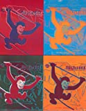 Andy Warhol Art Print, Kinderspielzeug Affe (84 x 65cm Art Prints/Posters)